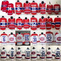 34 Jake Allen Montreal Canadiens Hóquei 31 Carey Preço 6 Shea Weber 11 Brendan Gallagher 92 Jonathan Drouin 15 Jesperi Kotkaniemi Lehkonen
