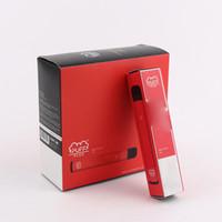 퍼프 바 플러스 미리 채워진 800 + 퍼프 일회용 포드 카트리지 650mAh 배터리 3.2ml vape 포드 41 색 DHL