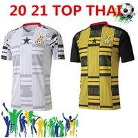 20/21 غانا توماس لكرة القدم الفانيلة 2020 الصفحة الرئيسية Schlupp Kudus J.ayew Caleb Ekuban صموئيل Owusu Soccer Shirt فريق كرة القدم الوطني