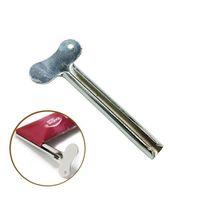 المعادن معجون الأسنان sceezer متعدد الوظائف البلاستيك أنبوب كريم الضغط موزع المنظم لوازم الحمام بالجملة شحن مجاني SN2315