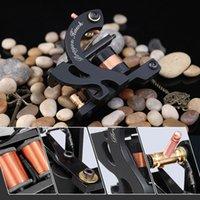 Tatouage la plus populaire Bobine de tatouage Pistolet à liner Nouveau Style Cool Conception Grossiste Prix noir Couleur Noir Professional Bonne performance Meilleure vente