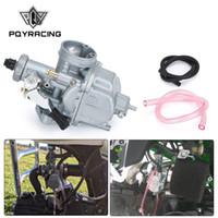 PQY - Mikuni Karbüratör VM22 26mm 110cc 125cc Pit Dirt Bike ATV Quad PZ26 Performans Karbüratör Parçası PQY-CBR02