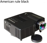 UC28 Mini Pico Projector Home Cinema Theater Digital HD LED Portable Projektor Unterstützung PCLAptop Multimedia1