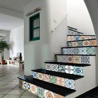 20x20cm Mosaico Premium auto adesivo adesivo DIY À Prova D 'Água Cerâmica Telhas Adesivos Home Decor Cozinha Papel de Parede WC