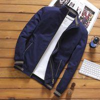 MRMT 2020 Marka erkek Ceketler Yeni Ince Palto Erkek İlkbahar Ve Sonbahar Gençlik Casual Erkek Giyim Ceket1