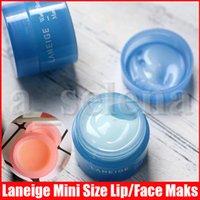 Laneige 스페셜 케어 립 슬리핑 마스크 립 밤 립스틱 3G 보습 LZ 브랜드 립 케어 페이스 마스크 15ml 화장품 2 스타일