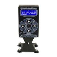 HP-2 Tatuaż Zasilanie Czarny LCD Digital Wyświetlacz Hurricane PowerSwitch