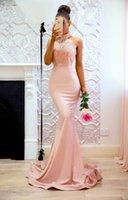 Платья для вечеринок Женщины Пром Платье 2021 Плюс Размер Мода Maxi Бальное платье Элегантное Русалка Вечер для свадьбы Party1