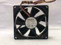 PV902512L 9025 90mm 팬 DC 12V 0.16A 3 - 와이어 서버 쿨러 냉각 팬