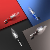 원래 Dabcool W3 미니 살짝 적셔 조작 왁스 컨센트레이트 오일 키트 VV 450mAh 배터리 유리 필터 버블 E 네일 기화기 미니 DHL 무료