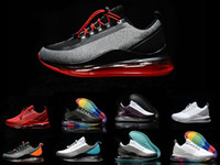 2020 720 max 2019 venden al por mayor la utilidad 360 Nueva 72C zapatillas de deporte con aire zapatillas deportivas para hombres tamaño Euro 40-45