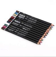 무료 배송 메이크업 최저 베스트 셀러 좋은 판매 Neweat 제품 립 라이너 연필 아이 라이너 연필 좋은 품질 무료 선물