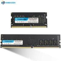 TANBASSH DDR4 ram 16GB 2400MHz 2666MHz 1.2V DIMM Memória Desktop placa-mãe suporte de memória portátil DDR4 alta Compatível