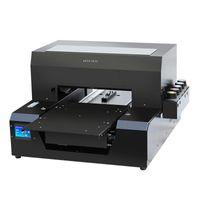 프린터 Domsem UV 플랫 베드 프린터 A3 잉크젯 Impressora 승화 LED 시스템 자동 1440 / 2880DPI AC100-240V 2021