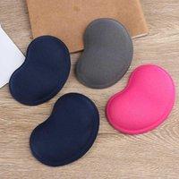Pads de souris Le poignet repose 1PC confort en forme de cœur 3D de repos de silice gel de silice tampon de coton pour bureau1