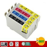 Kompatible Tintenpatronen für T0711 T0891 Stylus D78 D92 D120 DX4000 DX4050 DX4400 DX5000 SX410 SX415 SX510W etc.1