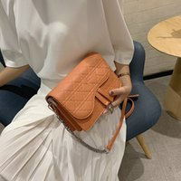 Hotembossed Lingge Chain Bag for Women 2020 New Fashion and ...