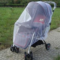 Pudcoco Newborn Infant Baby Stroller Crib Netting Pushchair Mosquito Insect Net Safe Mesh By Accessories