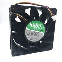 Para Nidec V34809-90 para Bitcoin minero de 120 * 120 * 38 mm 12V 5200rpm 220CFM de alimentación del ventilador ful reemplazar TFC1212DE