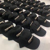 Calabasas Stagione 5 Baseball Caps Kanye West cappello del ricamo di papà uomini donne hatsX1016 protezione di modo di cotone
