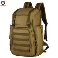 40L Man Army Tactical Assault Pack Backpack 17 Inches Laptop...