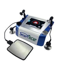 Portable Diathermy Tekar Device Tecar Tecar Thérapie Physiothérapie Physio RF Physiothérapie Douleur Machine CET RET Technology
