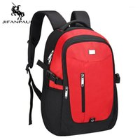Рюкзак Jifanpaul Спорт и IEISURE Мужчины Женщины Сумка Школа Наружный Компьютер USB Интерфейс Путешествия Водонепроницаемый Bag1