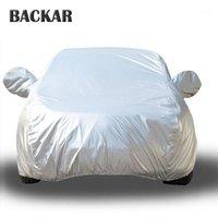 Backar Auto Sedan XXL Автомобильные крышки для A6 C6 A7 S6 S7 F10 E60 E39 F12 Mondeo Водонепроницаемые аксессуары1