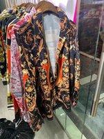 Erkek Casual Gömlek WB01194 Moda 2021 pist lüks Avrupa tasarım parti tarzı giyim