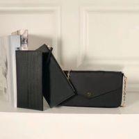Großhandel Leder Kupplung für Frauen Abendtaschen Mode Kette Geldbörse Dame Umhängetasche Handtasche Mini Paket Messenger Bag Kartenhalter Geldbörse