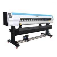 انخفاض تكلفة S2000 طابعة إيكولوجية المذيبات السعر للطباعة بانر المرنة 1