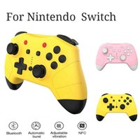 For Switch Pro Universal Controller Wireless Game Controller Gamepad Game Accessories Gamepads For NS 527
