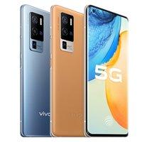 """الأصلي Vivo X50 Pro Plus 5G الهاتف المحمول 8GB RAM 256GB ROM Snapdragon 865 50mp AR Android 6.56 """"ملء الشاشة بصمات الأصابع معرف الوجه الهاتف الخليوي"""