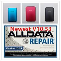 2020 hot Alldata auto repair soft-ware alldata for for cars and trucks support Windows 7 8 xp alldata 640gb hdd