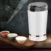 Mini elétrico minimário moinho de feijão multifuncional moinho de grãos de aço inoxidável lâmina de cozinha grãos de cozinha