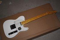الشحن مجانا ! TL غيتار كهربائي، الغيتار الطبيعي للغيتار، الغيتار الكهربائي Tele