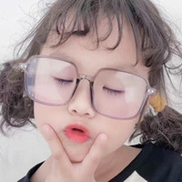 2020 Sqaure Fashion Niños Anti-Blue Light Eyeglasses Gafas de computadora Optical Myopia Prescripción Niños Gafas Classic1