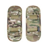 Jaktjackor TMC 1PCS Tactical Vest Shoulder Cushion Plate Pads för TMC2875