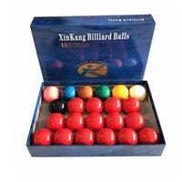 Biliardo Balls 3A / 8A Tournament Quality Snooker Ball Ball Set Italiano completo di