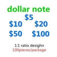 Die meisten Prop Special Fake USD Money Requisiten Banknoten Kinderspielzeug Erwachsenen Spiel Realistisches Spiel Fake Geld USA Filmdollars Geld-o XHKOT