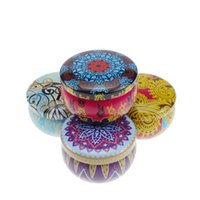 66 Designs Tea Caso Castiçal Caixa De Doces Multicolor Caso presentes da cerimónia de casamento Caixa de armazenamento do partido Tin Suprimentos 300pcs Gift Wrap CCA12621