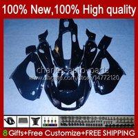 Cuerpo para Yamaha Metal Black YZF1000R Thunderace 96 97 98 99 00 01 07 96hc.6 YZF-1000R YZF 1000R 2002 2003 2004 2005 2006 2007 Kit de carenajes