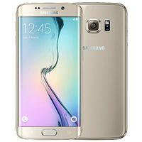 Remodelado Original Samsung Galaxy S6 Edge G925F 5.1 polegada OCTA CORE 3GB RAM 32GB ROM 16.0MP Câmera desbloqueada LTE 4G Telefone DHL 1 PCS