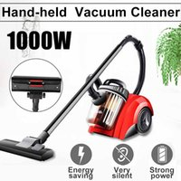 Portable 1000W Handheld Vacuum Cleaner Household Low Noise Vacuum Cleaner Strong Suction Home Aspirator Dust Collector