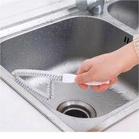 Sıcak Satış Pencere Yıkama İstasyonu Blumble Crevice Temizleme Fırçası Çok Amaçlı Mutfak Banyo Pratik Temiz Araç Jlliqi