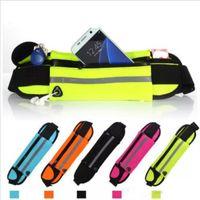 iPhone Para Waterproof Case cintura Bag Outdoor Correr Desporto Jogging Belt Bloco de Fanny Pouch Water Resistant Telefone 12 mini-11 Pro XS MAX XR DHL