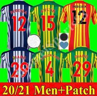 20 21 West Bromwich Albion Home Soccer Jersey 2020 2021 Away قميص كرة القدم كيت Camiseta دي فوبرول غرب بروم للرجال روبسون كانو موحدة
