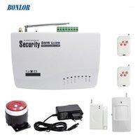 (1 Set) Home Security 6 Wireless Zone und 4 Drahtzone SMS GSM Alarmsystem PIR Bewegungssensor Magnetische Tür Offene Alarm Burglar1