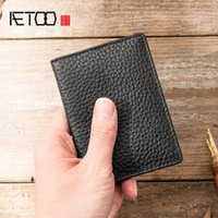 HBP Aetoo運転ライセンスレザーケースオスレザーカードパッケージ超薄型自動車運転ライセンスマルチカード運転免許証