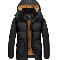 2021 Новый бренд Одежда мужская повседневная парка Parkas Long Style Fild Fit Cooked Jacker Parkas для более старых флис зимняя куртка мужчины